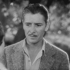 "matineemoustache: ""Ronald Colman (9th Feb 1891 – 19th May, 1958)"""