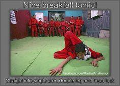 Martial arts humor facebook
