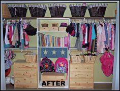 Kids Closet After