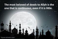 DesertRose///The Most Beloved Deeds To Allah