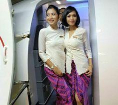 Pretty | Lovely | Malindo Air | Malaysian | Stewardess | Cabin Crew ✈ #leo #potd #ootd #makeup #photography #love #beautiful #pretty #uniform #aviation