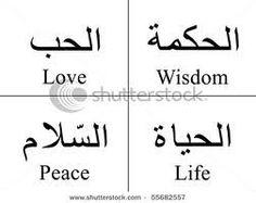 ¿Buscas buenos tatuajes arabes de frases? te mostramos los mejores con traducción
