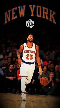 Derrick Rose, New York Knicks, Nba, Sports, Design, Hs Sports, Sport