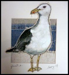 J L Gull.... Loopy Linnet