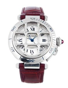 #Cartier Pasha is one of the finest ranges in luxury ladies watches