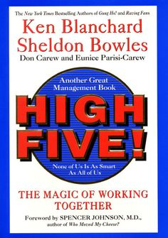 High Five! Ken Blanchard