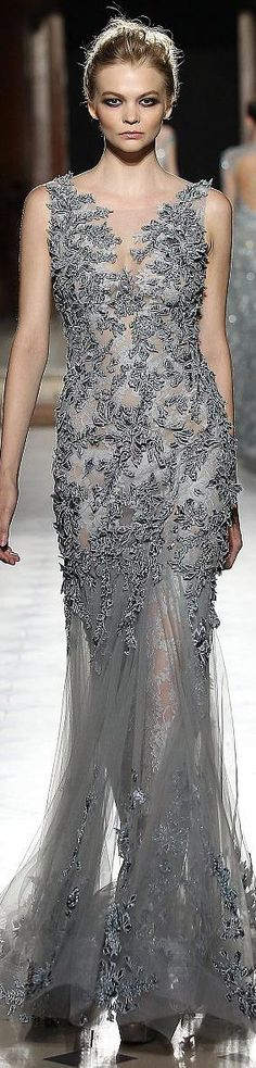 TD ❤️ Tony Ward F/W 2015-2016, official pictures - Couture - http://www.flip-zone.com/tony-ward-5718