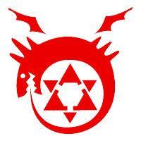 Znalezione obrazy dla zapytania fullmetal alchemist ouroboros