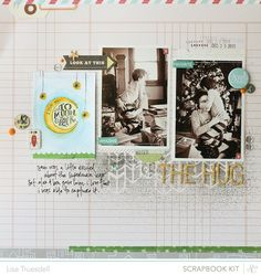the hug // studio calico neverland kit by gluestickgirl @2peasinabucket