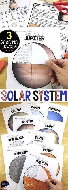 Best science lessons for kids solar system ideas Planets Activities, Solar System Activities, Solar System Crafts, Science Activities, Space Activities, Science Experiments Kids, Science Lessons, Teaching Science, Elementary Teaching