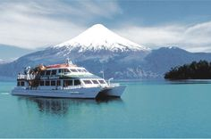 """Day trip to Peulla from Puerto Varas After being picked up from you centrally located hotel you will start this full day tour from Puerto Varas also called """"The City of Roses"""" into the Vicente Perez Rosales National Park bordering Lake Llanquihue.You will visit the mouth of the Fish River, the towns of La Poza and The Cliffs, then go down to the city of Ensenada, where you will visit the Petrohué.  This tour will start from hotels and accommodation that is centrally located..."""