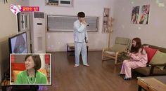 Kim So Eun surprises Song Jae Rim for his birthday on 'We Got Married' | http://www.allkpop.com/article/2015/03/kim-so-eun-surprises-song-jae-rim-for-his-birthday-on-we-got-married