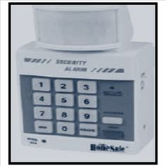 The_Gadget_Guy : D.5. Security Alarm with Motion Detector