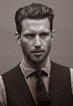 Mens hair trends 2014/2015