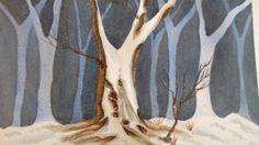 Winter Tree by Amanda F Morris