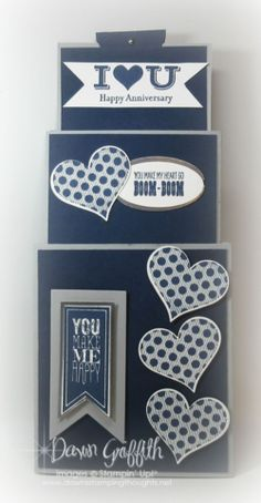 27th Anniversary card for my Hubby Dawn Griffith