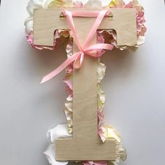 This listing is for custom flower letter in pastels - candy pink and peach, white, mint and creams OR you can choose your own colors, its also possible to match it to the bedding or any other decor/fabric of the room/occasion. A perfect decor for your dream interior, birthday party,