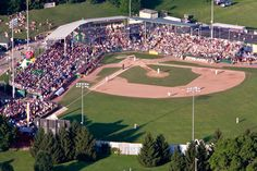 The Duck Pond - Home of the Madison Mallards ... They've got more passion than the pros do.