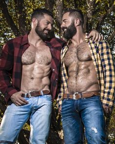 woods Hairy lumberjack