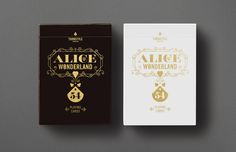 Further Down the Rabbit Hole. We had an interview with Steven Watson, from TurnStyle Studio and designer of Alice in Wonderland Playing Cards currently on DeckStarter.com. Design studio Turnstyle has developed a luxurious two-deck set of playing cards inspired by Alice's magical and surreal adventures in Wonderland. This limited edition two-deck set of playing cards was designed for everything from your favorite card games, to cardistry – or even deeper down the rabbit hole, ...