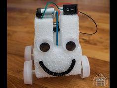 Simple Homemade Robot Car - ResearchParent.com