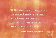 Brené Brown: The Safe Way To Share Your Shame Story
