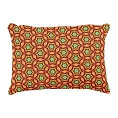 Funky Star Burst Pillow