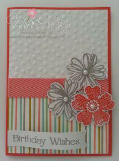 Stampin' Up!®: Birthday Wishes...
