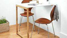 Die 26 besten Bilder von Klapptisch Küche | Fold away desk, Fold ...