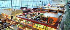 Frankfurt Food Market - Frankfurter Kleinmarkthalle