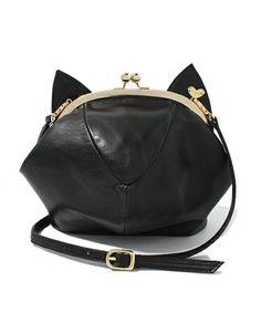 MILK / CAT BAG / ブラック