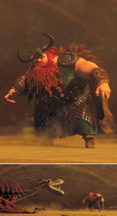 Chief Stoick the Vast, How to Train Your Dragon (2010)