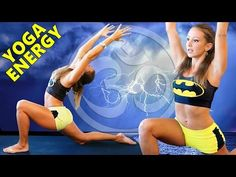 Morning Yoga For Energy, Strength & Focus - 20 Minute Beginners Yoga Workout - YouTube