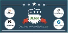 Ultoo is an enthralling website which offers its members services from chatting to watching videos all at no cost. In fact it accords users with money for playing games and quizzes offered by the website.