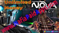 N.O.V.A. Legacy 5.1.3 Apk Mod (Money) for android    N.O.V.A. Legacy Apk  N.O.V.A. Legacy Mod (Money) is a Action Game for android  Download last version of N.O.V.A. Legacy Apk Mod (a lot of money) for android from MafiaPaidApps with direct link  THE LEGEND REBORN & REMASTERED  N.O.V.A. Legacy brings you the best 3D sci-fi FPS experience based on the epic first episode of N.O.V.A. which received critical acclaim -- all in a compact version of the shooter.  Kal Wardin our hero is a veteran…