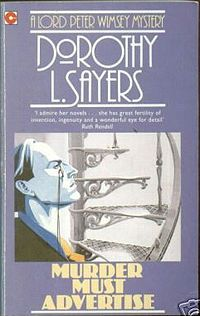 Dorothy L. Sayers - Lord Peter Wimsey books