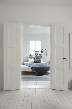 Alvhem (apartment for sale in sweden) - love the doubledoors