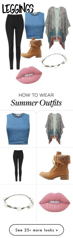 "Collection Of Summer Styles    ""Fall outfit"" by krystalmoonlight on Polyvore featuring Topshop, Soda, Lipsy, Lime Crime, Leggings and WardrobeStaples    - #Outfits  https://fashioninspire.net/fashion/outfits/summer-outfits-fall-outfit-by-krystalmoonlight-on-polyvore-featuring-topshop-soda-lipsy-li/"