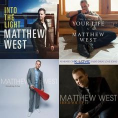 Matthew West is a Contemporary Christian musician from Nashville, Tennessee.  His songs are awesome and spiritual.