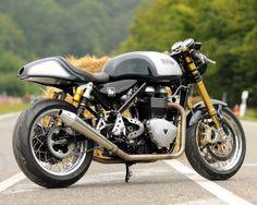 New Triton by Britalmoto, Switzerland   Moto Rivista
