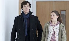 Sherlock's Benedict Cumberbatch and Louise Brealey beat Doctor Who stars in Valentine's vote Sherlock Irene Adler, Sherlock Holmes 3, Sherlock Holmes Benedict Cumberbatch, Jim Moriarty, Sherlock John, Mark Sheppard Supernatural, Louise Brealey, Molly Hooper, Sherlolly