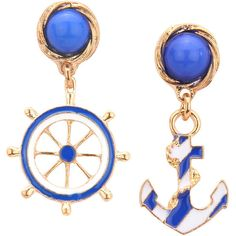 Yoins Royal Blue Drop Earrings ($4.15) ❤ liked on Polyvore featuring jewelry, earrings, yoins, blue, royal blue earrings, blue jewelry, earring jewelry, blue crystal earrings and crystal jewellery