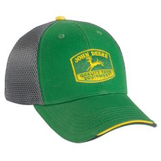 the best attitude 86b95 931f5 Historical Logo Cap   Mens Hats   Hats by Gender   Hats   John Deere  products