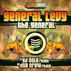 General Levy  - The General -| http://reggaeworldcrew.net/general-levy-the-general/