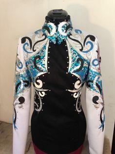 Two Creeks Showmanship Jacket. LOVE this color scheme!