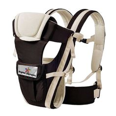 Baby Carrier by Brighter Elements Baby Tragegurt, Child Baby, Bebe Baby, Baby Kids, Kangaroo Pouch, Kangaroo Baby Carrier, Best Baby Carrier, Baby Calm, Baby Backpack