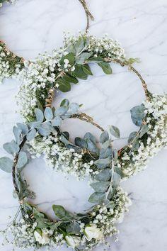 pretty flower crowns