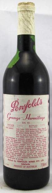 Penfolds Grange 1971