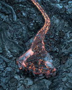 Fire Paw by Dean McLeod - Photo 282143865 / 500px Big Island, Lava, Dean, Fire