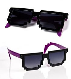 Cool 8-bit sunglasses for the Geeks!